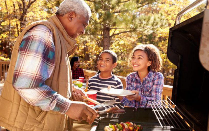 Have a Safe and Healthy Cookout